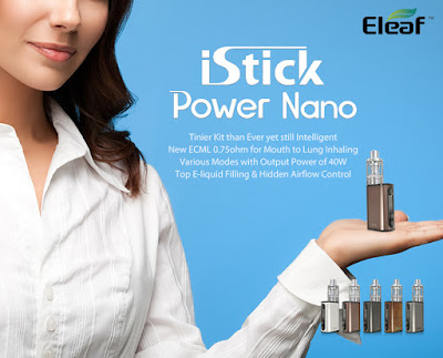 What You'll Think When You See The iStick Power Nano Kit ?