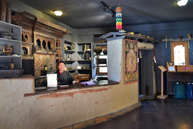 Hotel Lobesa Punakha