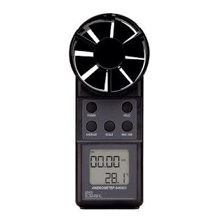 เครื่องวัดความเร็วลม รุ่น 840003