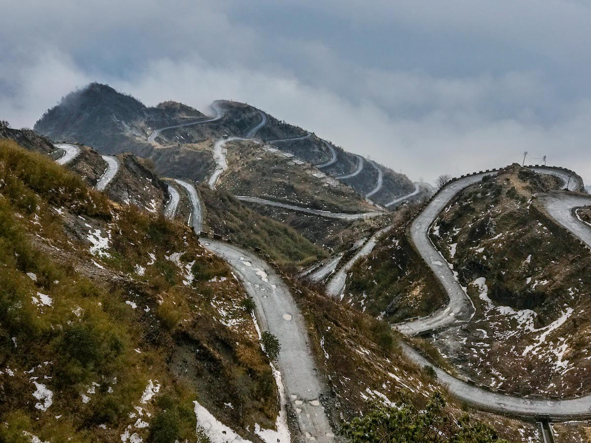 Sikkim's Old Silk Route