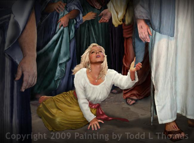 If I Could Touch Hem His Garment