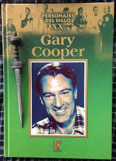 Portada del libro Gary Cooper, de varios autores
