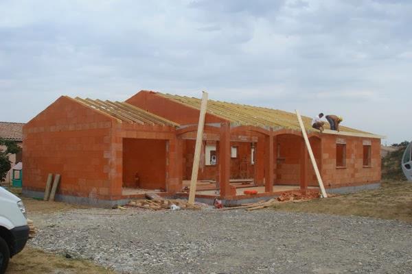 Les archives de la terre cuite la construction de maisons for Assurance chantier construction maison