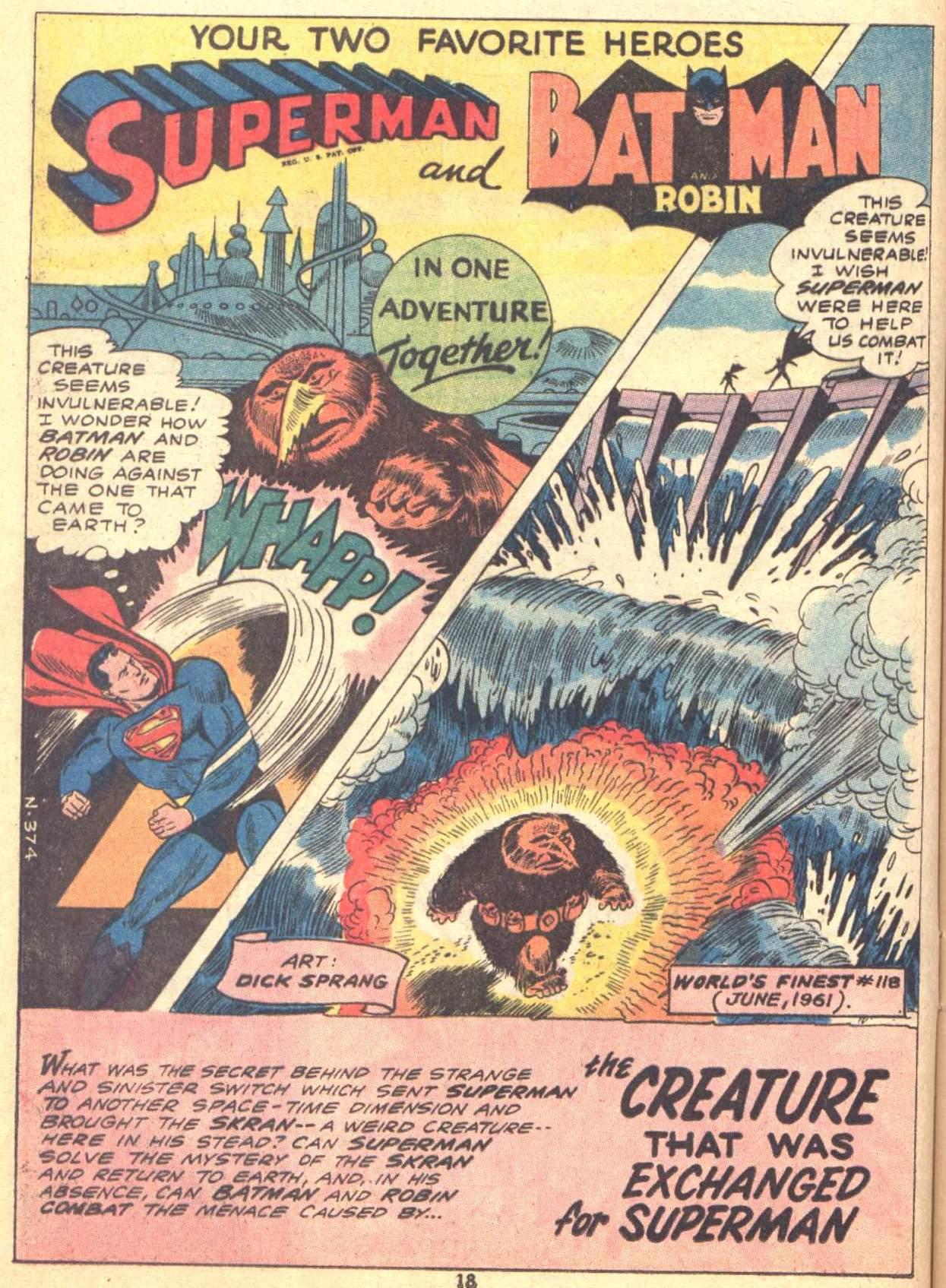 Read online World's Finest Comics comic -  Issue #206 - 18