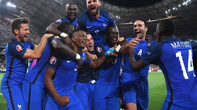 Jerman 0-2 Perancis, Tim Terbaik Itu Kalah