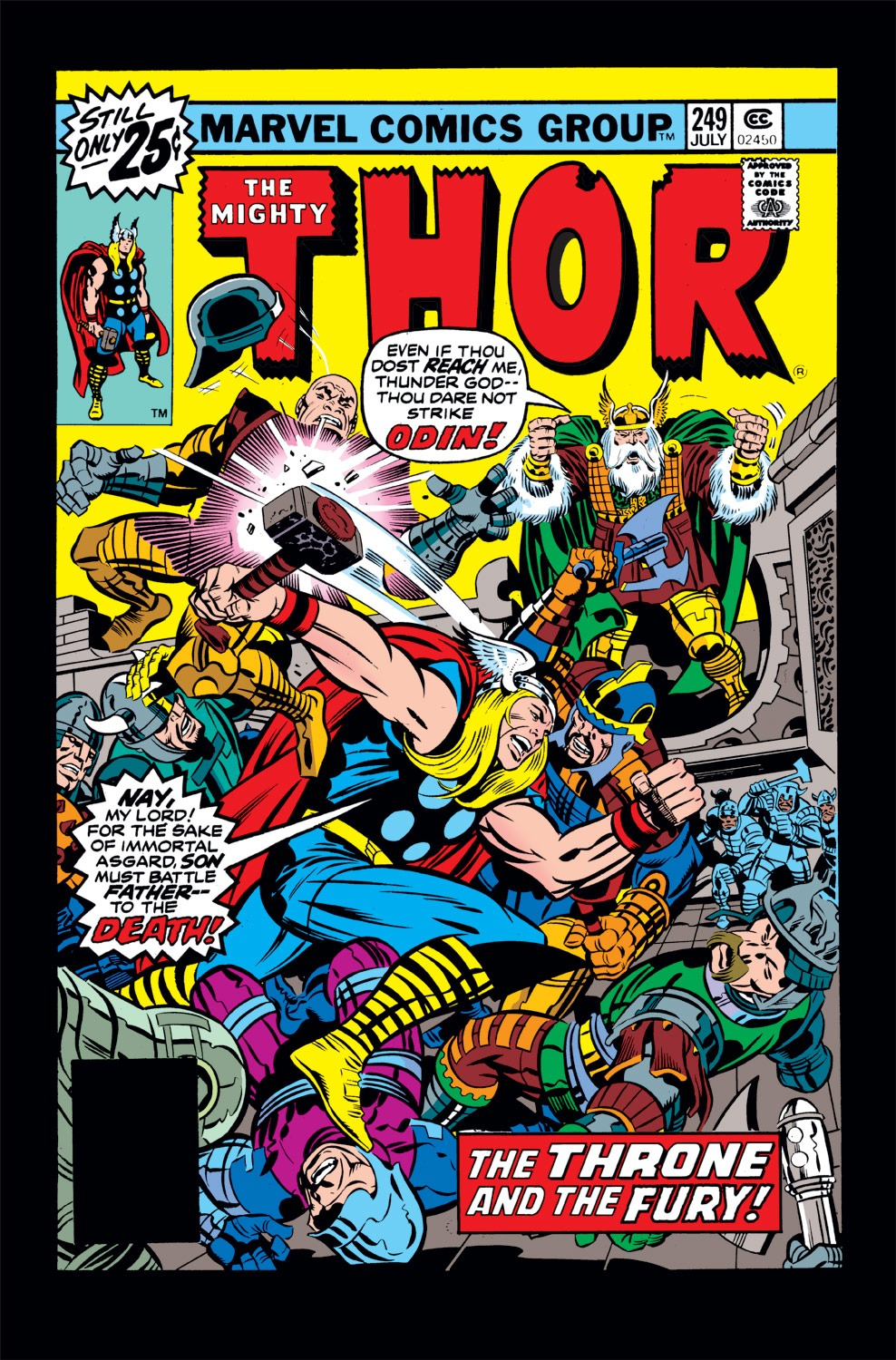 Thor (1966) 249 Page 1