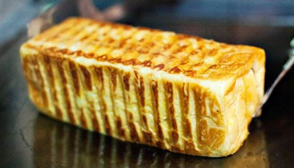 Resep Roti Bakar Bandung Usaha Harian