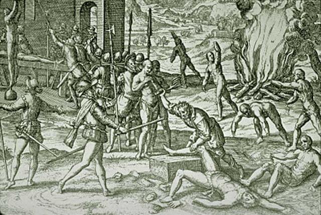 Columbus Bukan Penjelajah, Dia Seorang Pembunuh