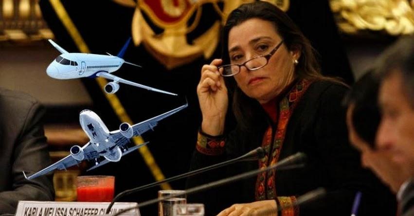 Congresistas Fujimoristas aprobaron exoneración tributaria para empresas de transporte aéreo