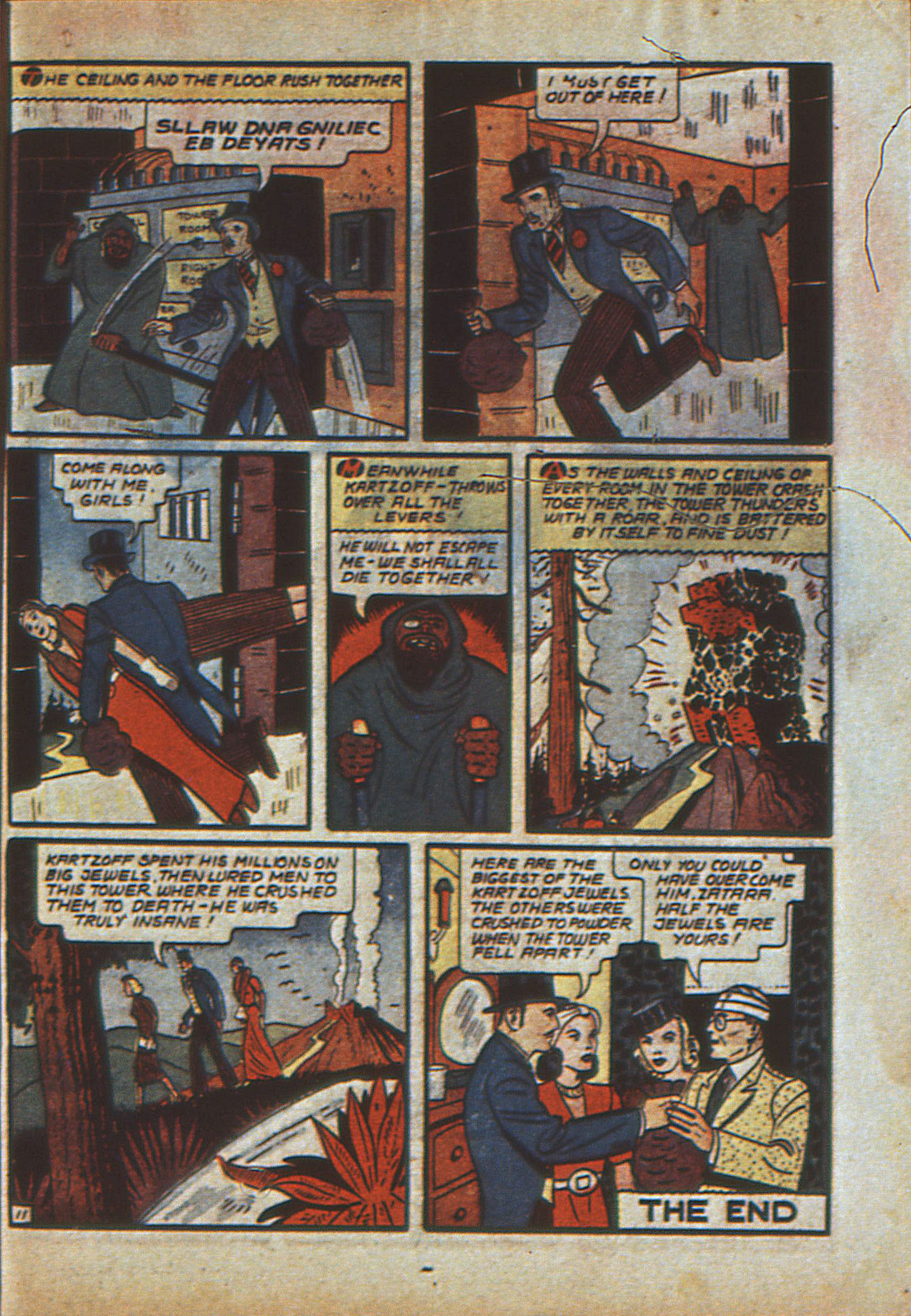 Read online Action Comics (1938) comic -  Issue #23 - 66