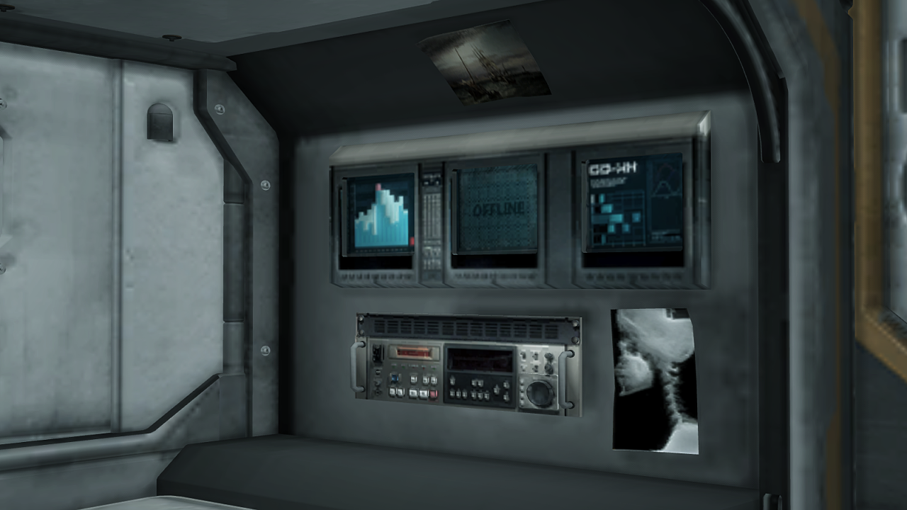 My Sims 4 Blog TS2 SciFi Bedroom Set Conversion by Mimoto