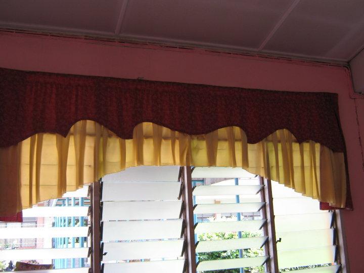 Langsir Untuk Sekolah Sains Selangor