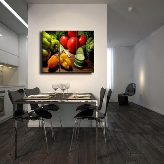 Cómo decorar la cocina con fotografías originales   cocinas con estilo
