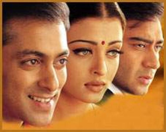 Hot Indian Actresses And Hot Bollywood Films: Hum Dil De
