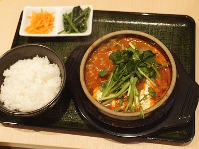 东京纯豆腐