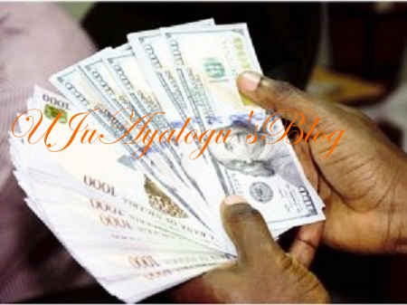 Naira Gains Against Dollar At Parallel Market... See Latest Exchange Rate