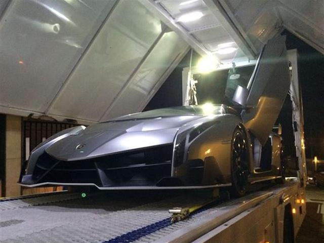 Lamborghini Veneno Listed For Sale With A Whopping R167 Million