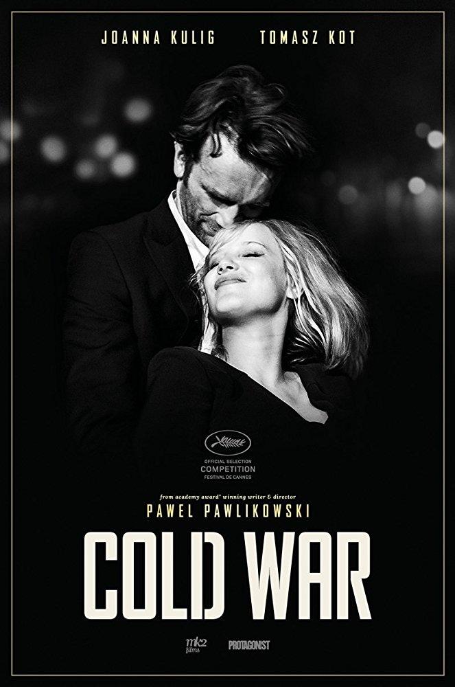 Pawel Pawlikowski's COLD WAR poster