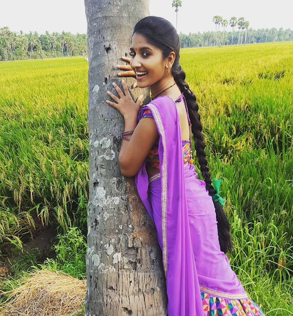 Meghana Lokesh Beautiful Instagram Pictures