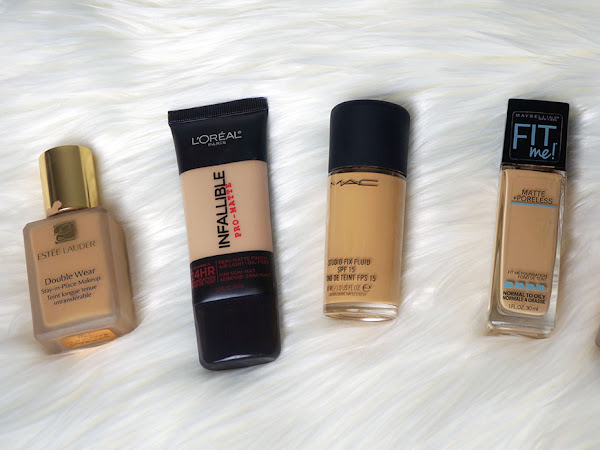 Top Five Winter Foundations