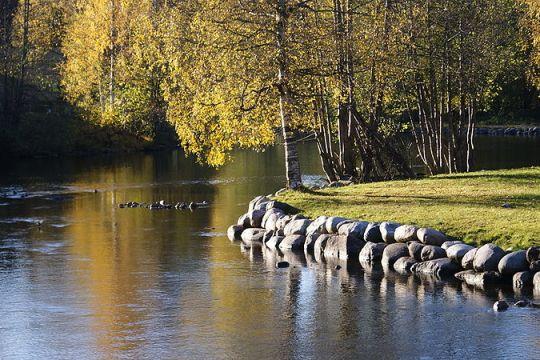 Sungai Akerselva, Oslo