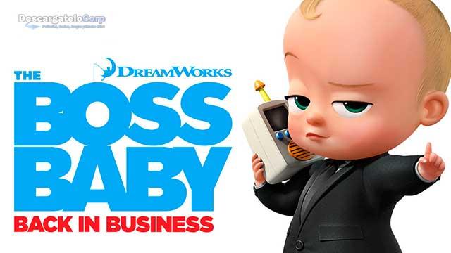 Un jefe en pañales De vuelta a los negocios Temporada 1 HD Latino