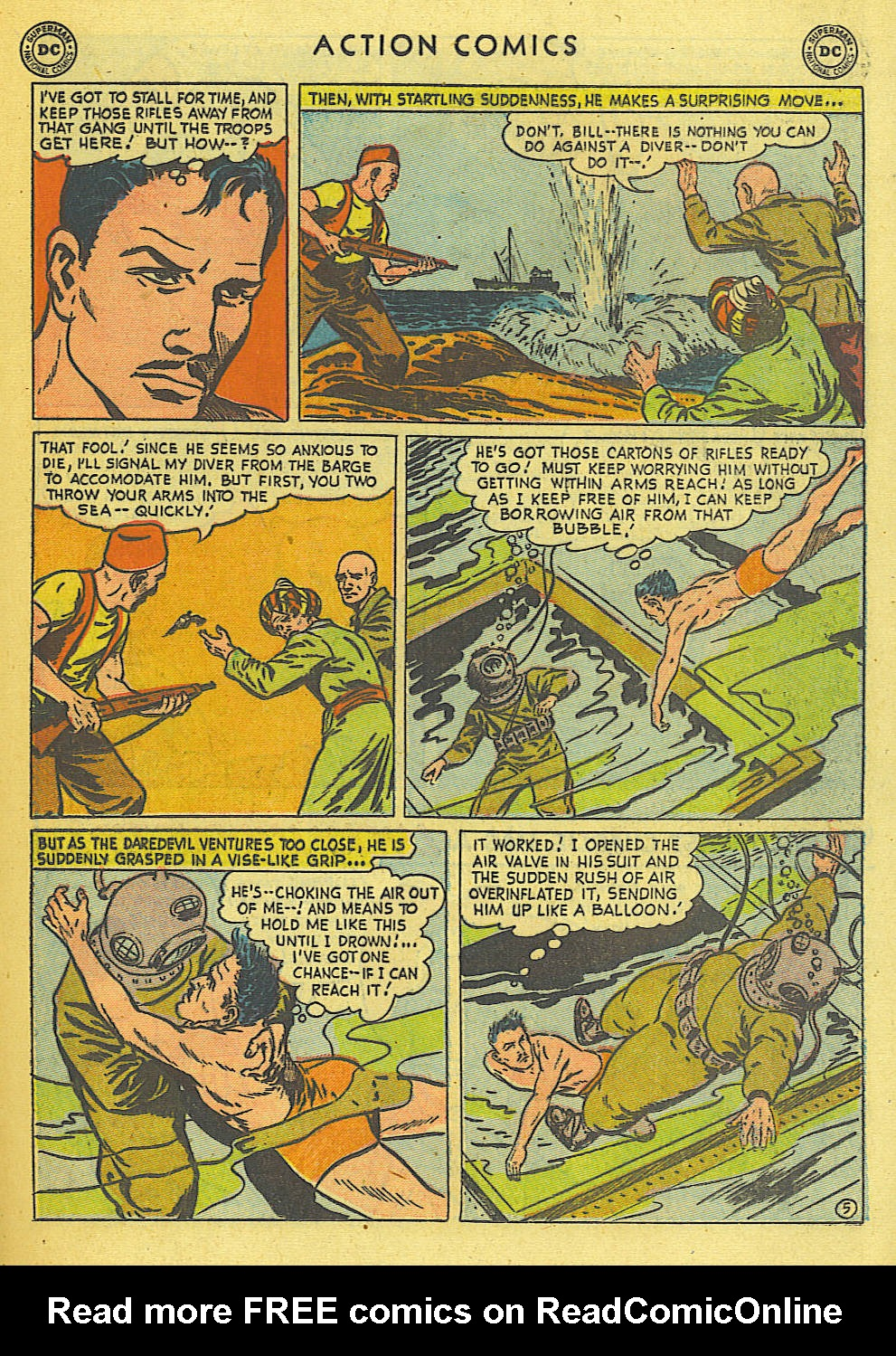 Read online Action Comics (1938) comic -  Issue #168 - 25