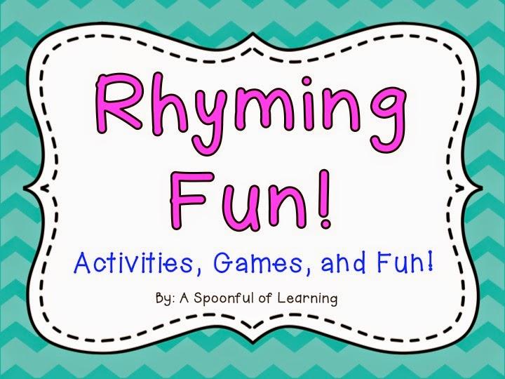 Rhyming Fun!