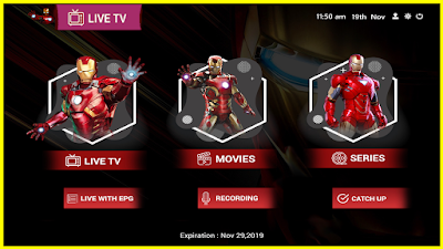 AMAZING IPTV APK SPORT AND MOVIES | CODE WORK WITH MANY DEVICE 2019