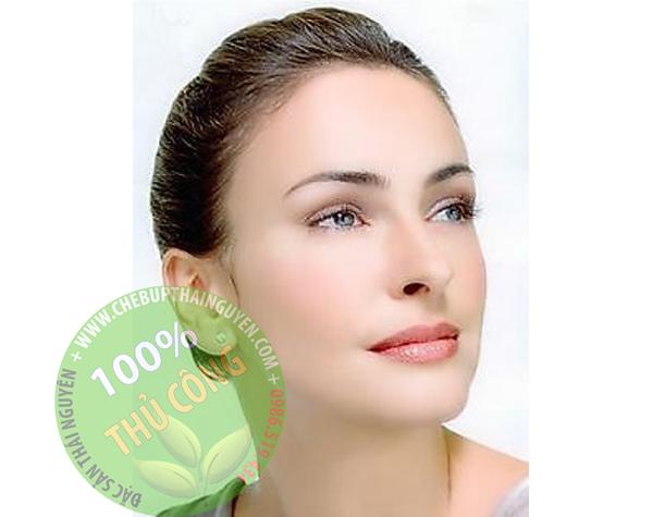 trà collagen từ nhật bản giúp làn da đẹp
