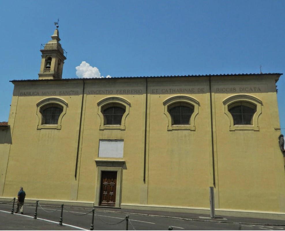 Santa Caterina dei Ricci Prato