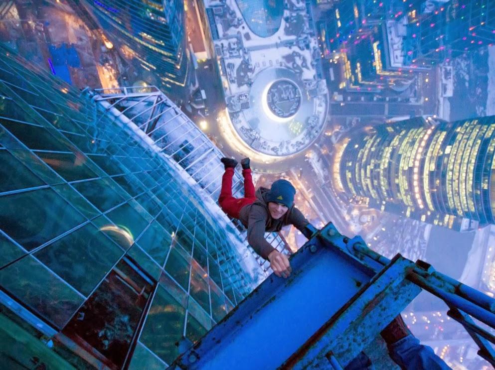 Kirill Oreshkin - Russian Spiderman Amazing Photos Pinterest - küche u form