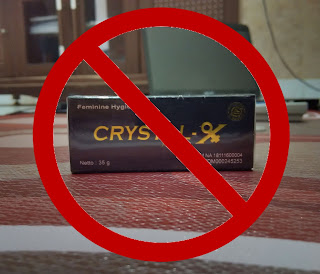 Bahaya Pemakaian Crystal x