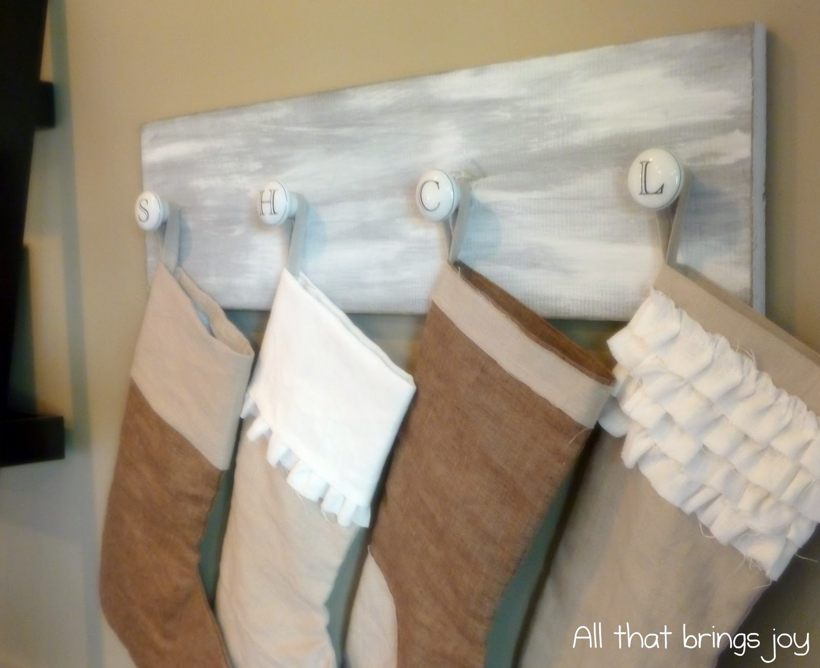 Impressive Ideas Hanging Stockings Without Fireplace 9 Ways To Hang
