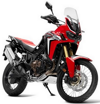 Harga Honda Africa Twin, Review & Spesifikasi Januari 2017
