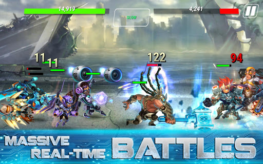 Heroes Infinity RPG Gods Future Fight Mod Apk  Heroes Infinity RPG Gods Future Fight Mod Apk 1.15.9 (Unlimited Coin/Gems)