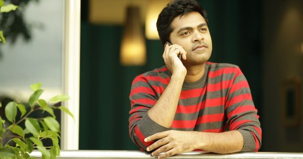 Silambarasan Aka STR Quits Social Media