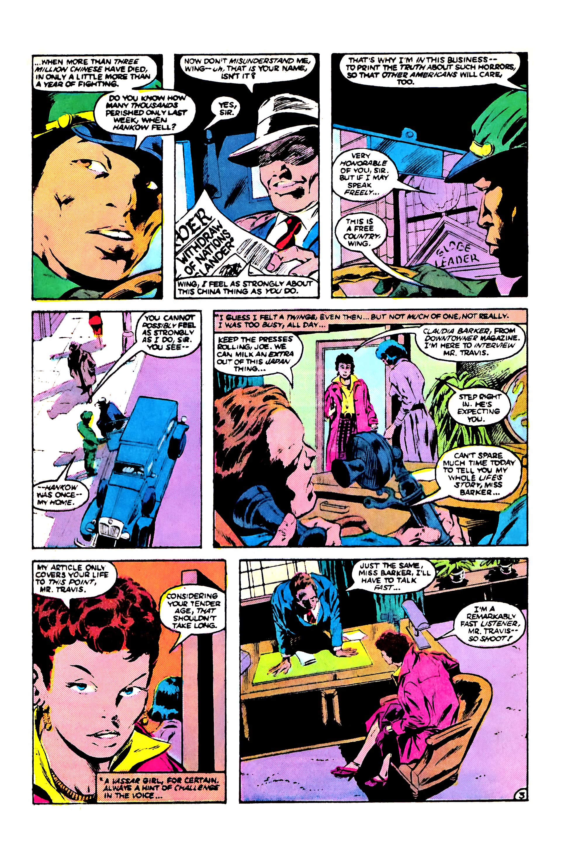 Read online Secret Origins (1986) comic -  Issue #5 - 5