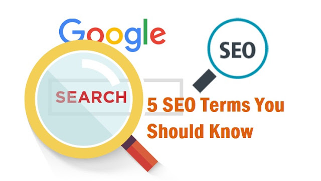 5 SEO Terms You Should Know