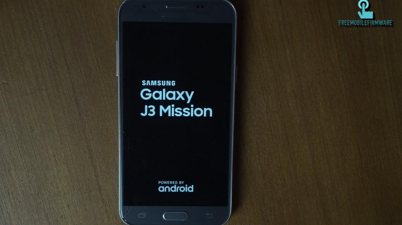 Install Stock Rom Samsung J3 Mission J327VPP Oreo 8 1 0 fix Odin fail