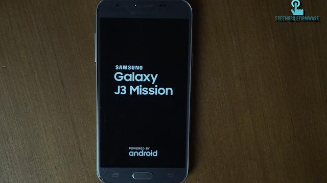 Install Stock Rom Samsung J3 Mission J327VPP Oreo 8.1.0 fix Odin fail