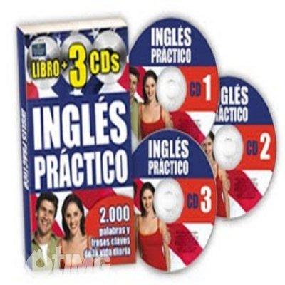 Ingles Practico 3 CD's: El curso de inglés más efectivo