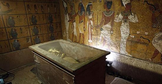 Adaga de Tutankhamun era feita de um meteorito