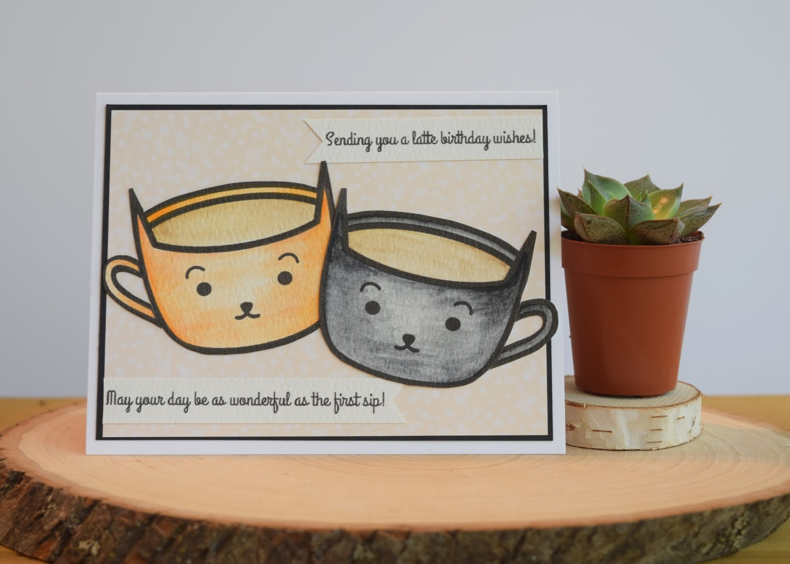 Hello Crafty Friends! Today Iu0027m Sharing A Project For The Fall Coffee  Lovers Blog Hop. I Love Seeing All The Wonderful Inspiration On The Hop And  Iu0027m ...