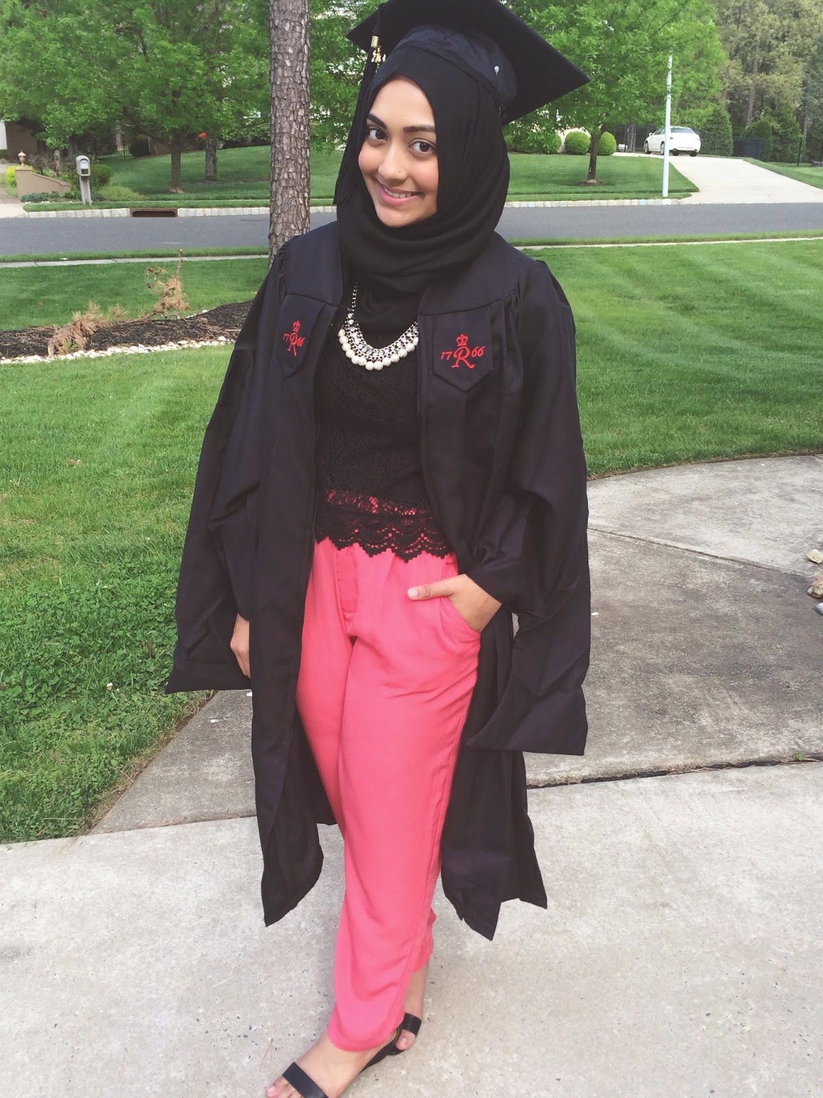 What To Wear To My High School Graduation Ceremony