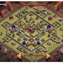 COCmaniak TH10 Attack Strategy 3 Star 6 Golems 2016 | All
