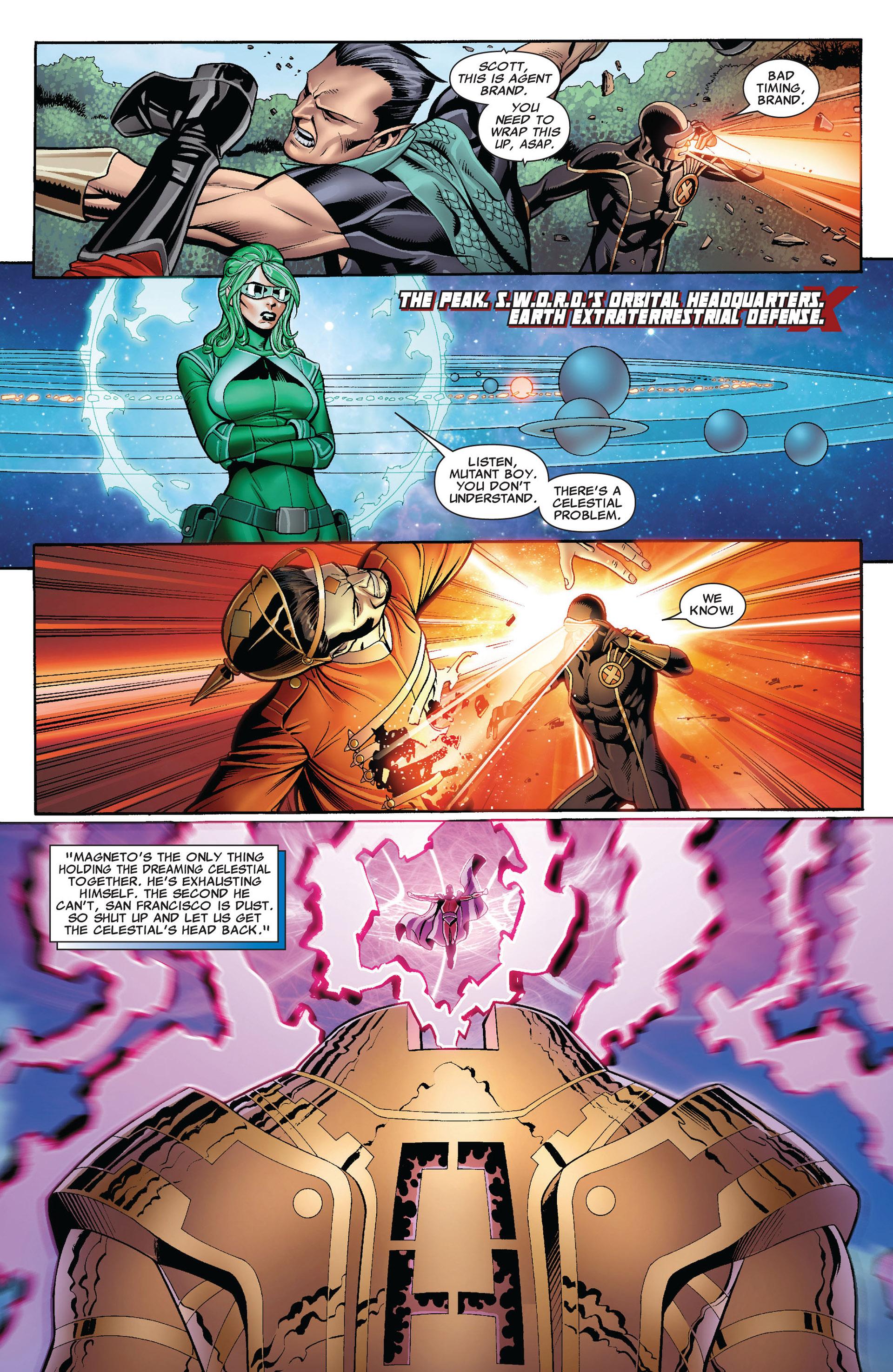 Read online Uncanny X-Men (2012) comic -  Issue #2 - 5