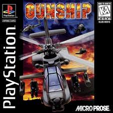 Gunship - PS1 - ISOs Download