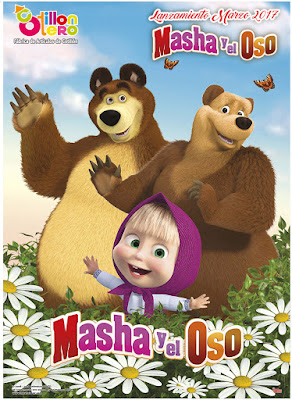 Masha Y El Oso 2018 Custom HD Latino