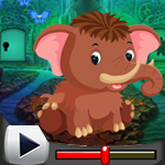 G4K Little Mammoth Rescue Game Walkthrough